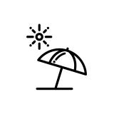 Unsere Sonnenbanken und Ausstattung