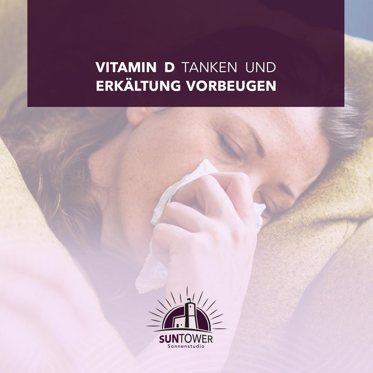 SunTower Vitamin D und Sonnenbank